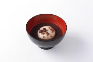 鳥取米子あずき雑煮