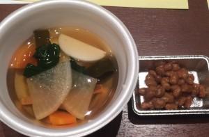 カルカル納豆雑煮